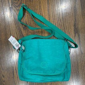 Brand new Kipling Lunch Bag Turquoise